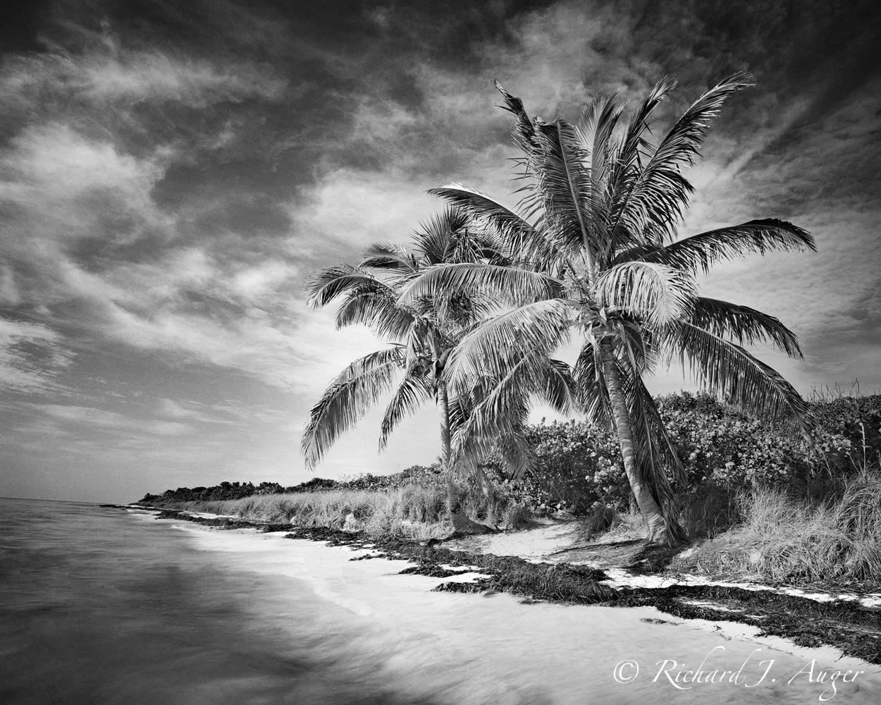 Bahia Honda 1, Monroe County, Florida Keys by Richard Auger