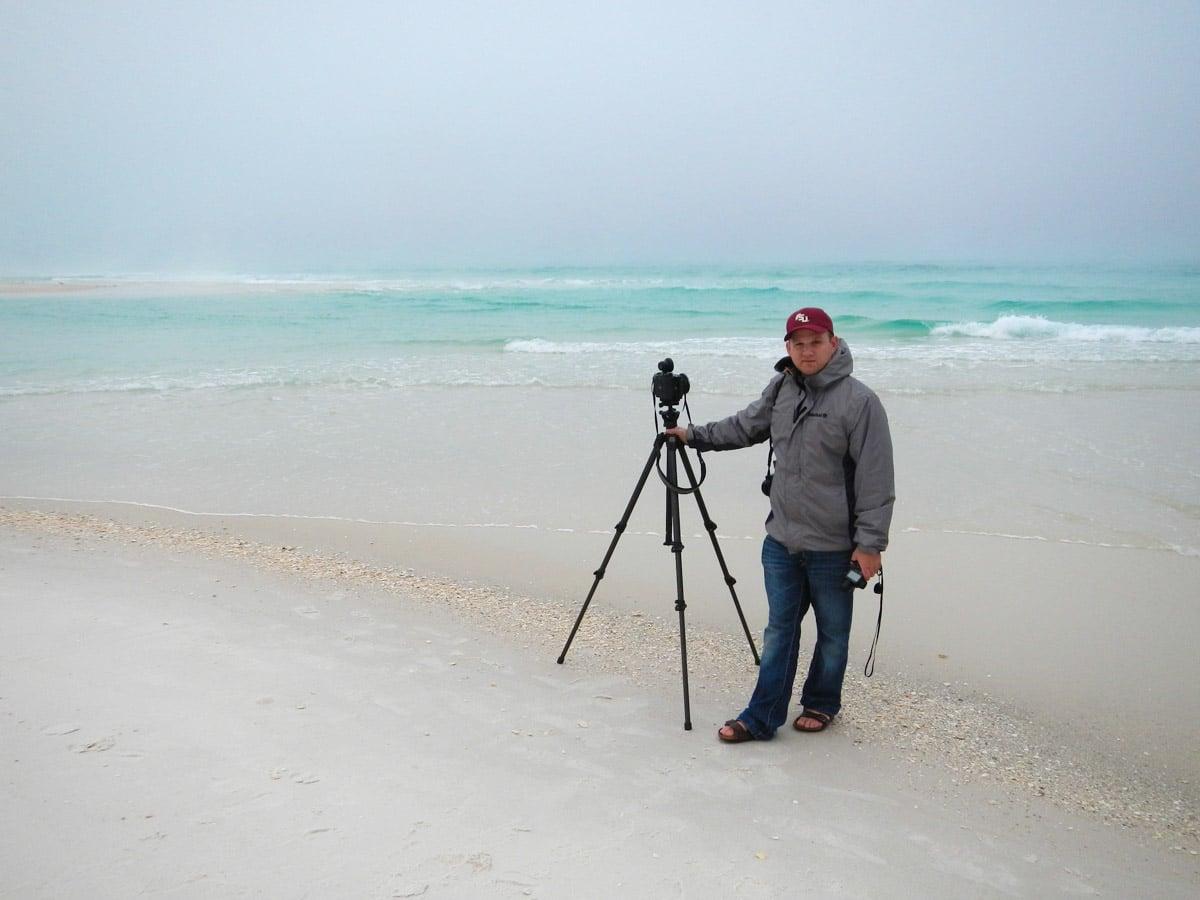 Richard Auger, Photographer, Portrait, Florida
