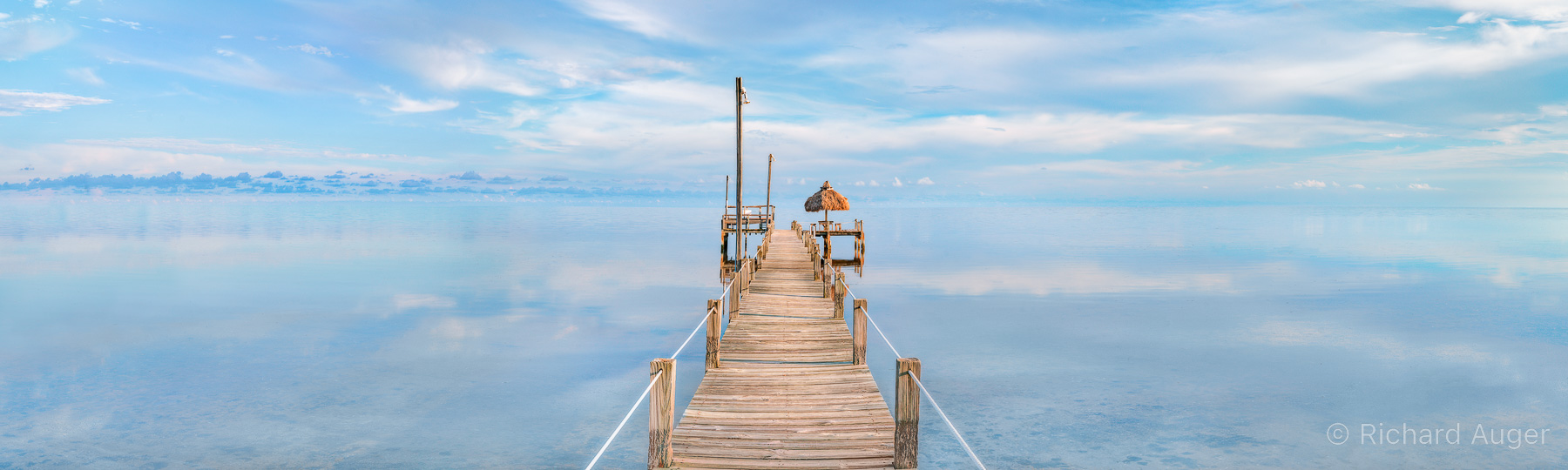 dock, Florida Keys, Islamorada, blue, panorama, photographer, photography