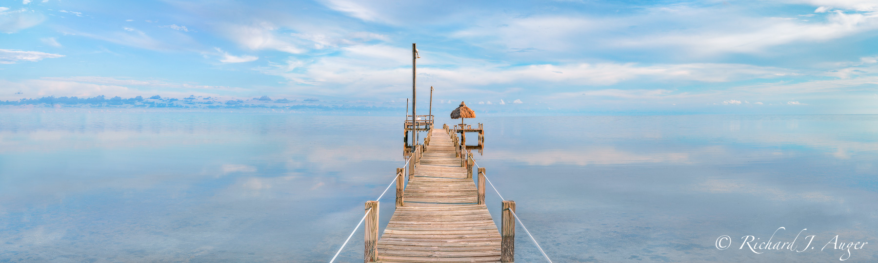 dock, Florida Keys, Islamorada, blue, panorama, photographer, photography