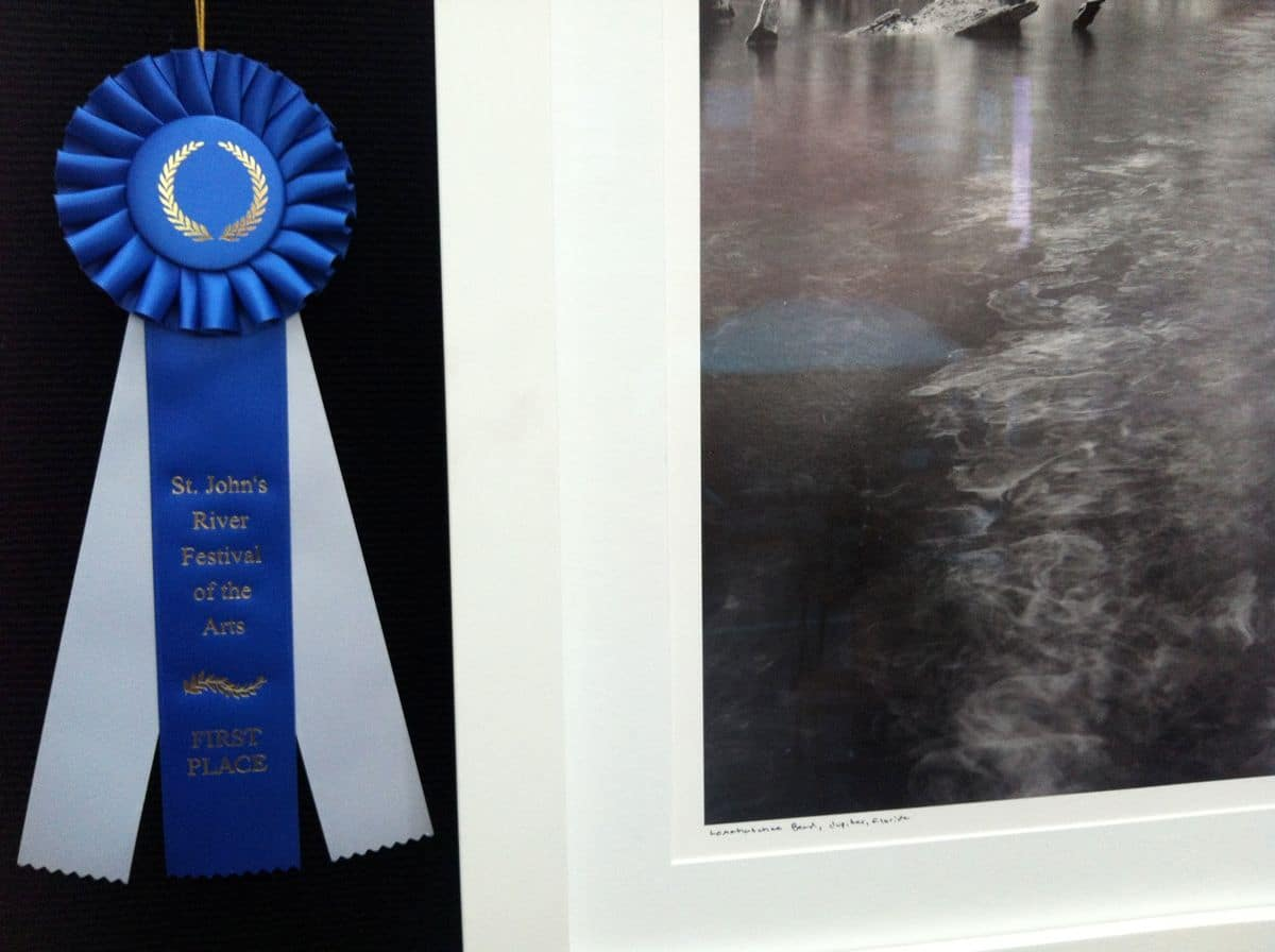 St Johns River Festival of the Arts - 1st Place Photography. Richard Auger.