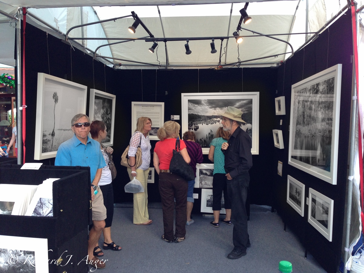 2012 Disney Festival of the Masters 1st in Photography Richard Auger